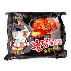 Instant Ramen Hot Chicken Flavor