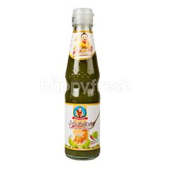 Healthy Boy Green Chilli And Lime Sauce For Seafoods