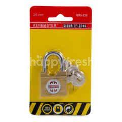 Kenmaster Kenmaster Security Locks 25mm