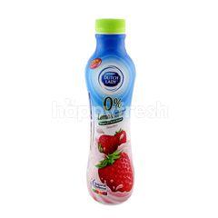 Dutch Lady Yoghurt Drink 0% Fat Strawberry