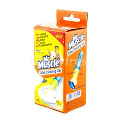 Mr. Muscle Toilet Cleaning Gel Citrus