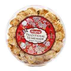 Sing Long Crunchy Cornflakes Raisin Cookies