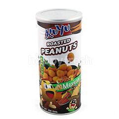 Kuyu Roasted Peanuts Spicy Mexican