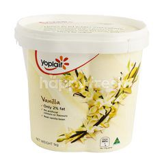 Yoplait Vanilla Yogurt