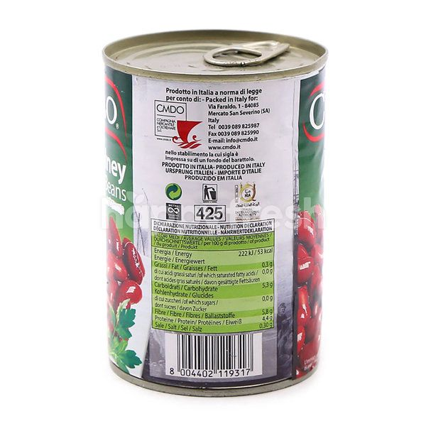Ciao Canned Red Kidney Beans