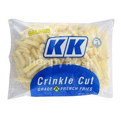 Kk Golden Crinkle Cut French Fries