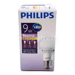 Philips 9W Essential Warm White Bulb