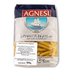 Agnesi Pasta Le Pennette Rigate n.87
