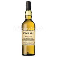 Caol Ila Whisky Islay Single Malt Usia 12 Tahun