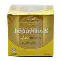 Hovid Ho Yan Hor Gold Herbal Tea (10 Teabags)