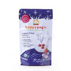 Happy Yogis Yogurt & Fruit Baby Food