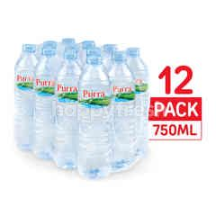Purra' Natural Mineral Water 750 ml Pack