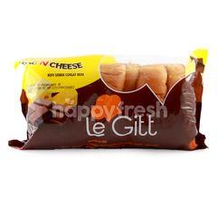 Le Gitt Choc N Cheese Bread