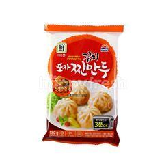 Sajo Kimchi Poza Steamed Dumpling