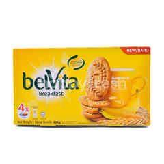 Belvita Banana And Cereal Biscuit (4 Pieces)