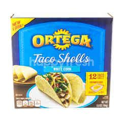 Ortega 12 White Corn Taco Shells