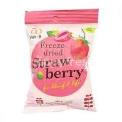 Wel B Freeze Dried Strawberry (14g)