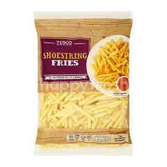 Tesco Shoestring Fries
