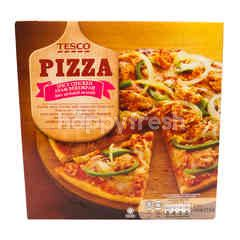 Tesco Spicy Chicken Ayam Berempah Pizza