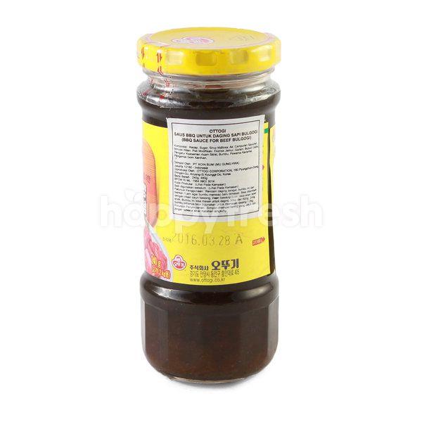 Ottogi Korean BBQ Sauce Beef Ribs
