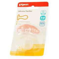 Pigeon Silicone Pacifier 2 Step