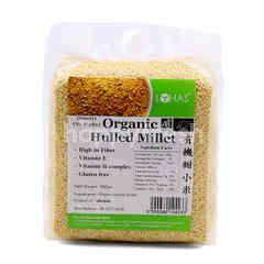Lohas Organic Hulled Millet