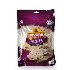 Mission Naan Garlic & Herbs