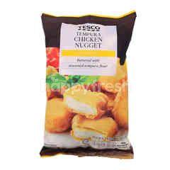 Tesco Tempura Chicken Nugget