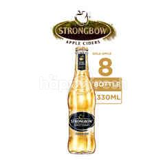 Strongbow Apple Ciders Gold Apple 8 Botol