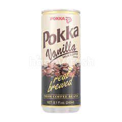 Pokka Vanilla Milk Coffee Drink