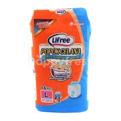 Lifree Adults Pants Diapers L