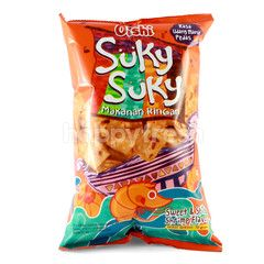 Oishi Suky Suky Sweet and Spicy Shrimp Flavor