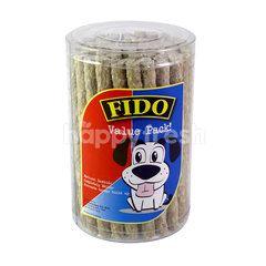 """FIDO Value Pack Munchy Stick 5"""" (8-10MM) FD860"""