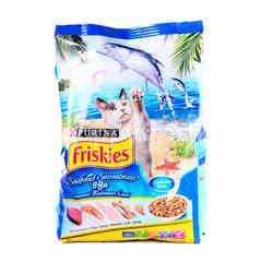 Friskies Seafood Sensation Cat Food 1.2Kg