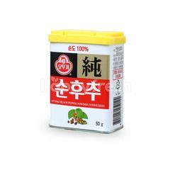 Ottogi Black Pepper Powder (Sterilized)