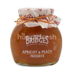 MRS BRIDGES Selai Aprikot dan Persik