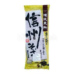 Nissin Takisawa Sarasina Sinshu Soba Noodle