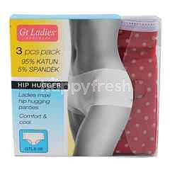 GT Ladies Underpants Model GTLS-05 Size XL