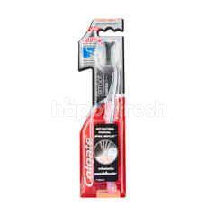 Colgate Slim Soft Charcoal Spiral Toothbrush