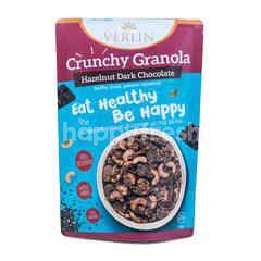 Verlin Crunchy Granola Hazelnut Dark Chocolate