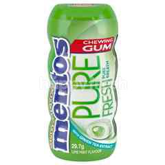 MENTOS Pure Fresh Pure Breath With Green Tea Cooler Lemonade
