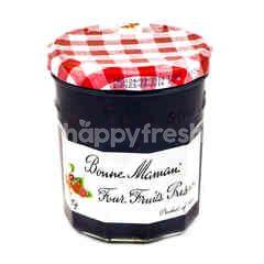 Bonne Maman Four Fruits Preserve