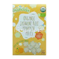 Ricelicious Organic Jasmine Rice Pumpkin Puffs
