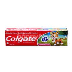Colgate Anticavity Toothpaste For Kids 2-5 Years - Strawberry Flavour
