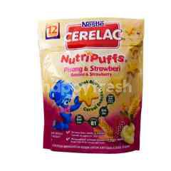 Cerelac Nutripuffs Banana & Strawberry Cereal