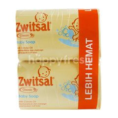 Zwitsal Baby Soap Classic
