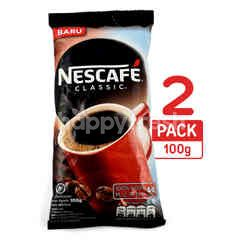 Nescafé Kopi Klasik Twinpack
