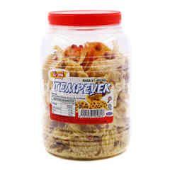 U-Mi Traditional Raya Cookie/Snack (50 Pieces) (Tempeyek)