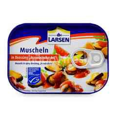 """Larsen Mussel In Spicy Dressing """"French Style"""""""