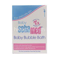 BABY SEBAMED Bubble Bath pH 5.5